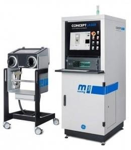GE's Concept Laser Mlab Cusing 200R machine