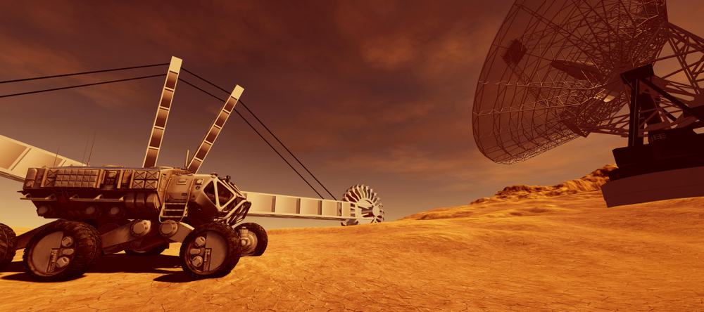 Off-earth mining could be a lucrative opportunity for Australia. Image: Shutterstock/NASA