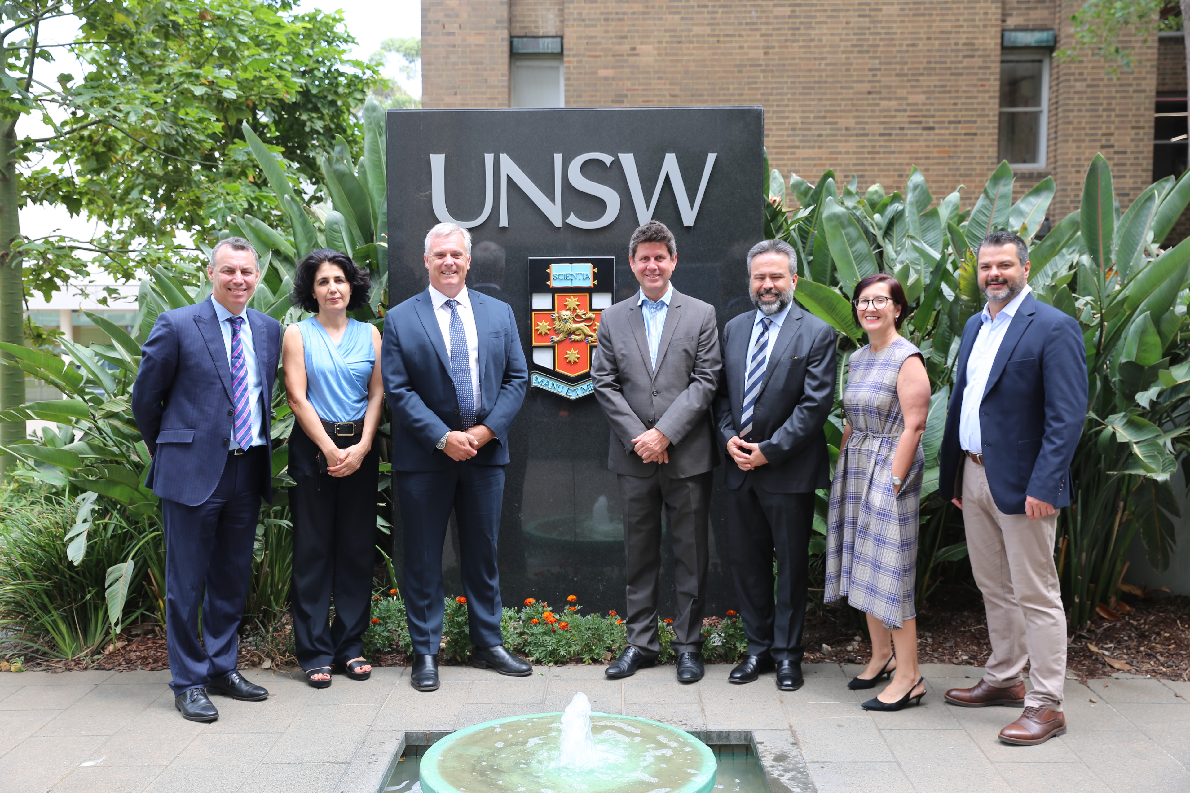 Australasian Institute of Mining and Metallurgy (AusIMM) and UNSW Sydney have this week announced a four-year partnership that will showcase the University as a leader in resources education on the world stage.