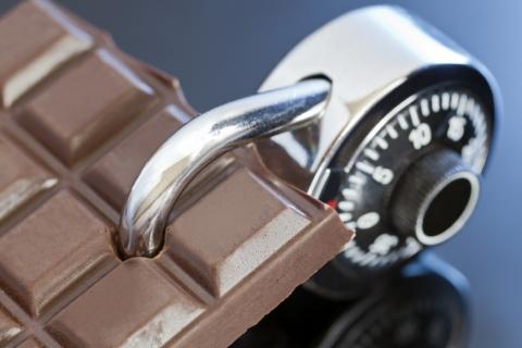 self control chocolate