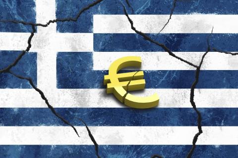 Greece euro cracks