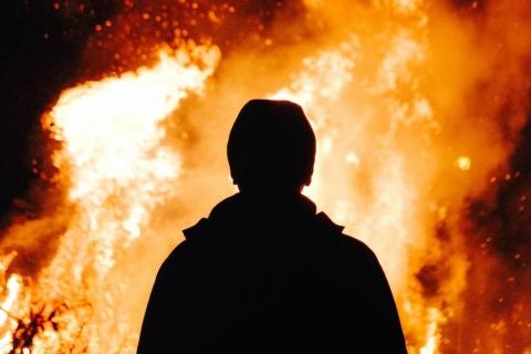 professor jason sharples studies extreme bushfire events