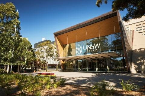 UNSW Kensington campus Clancy Auditoruim