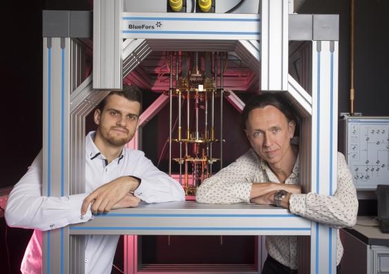 Flip-flop qubit: Researchers find new way to build quantum computers