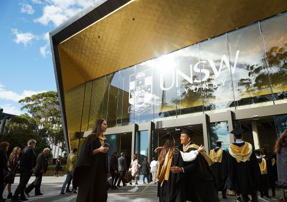 UNSW Sir John Clancy Auditorium