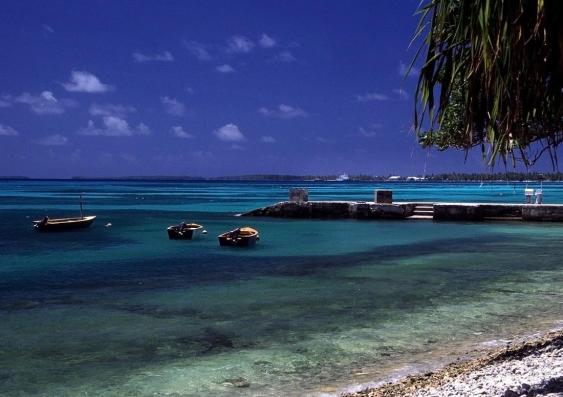 1280px Tuvalu   Funafuti   Beach 1
