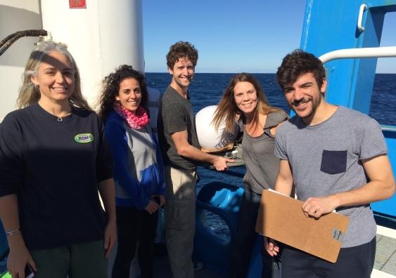 oceanographers Investigator