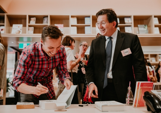 UNSW's refurbished bookshop boasts new features for