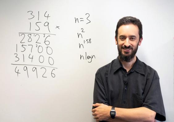 David Harvey solves maths problem