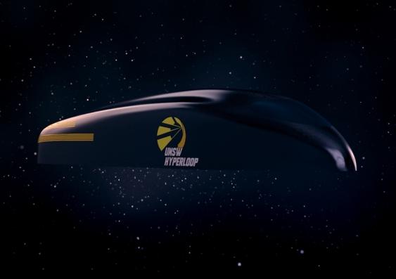 UNSW Hyperloop pod