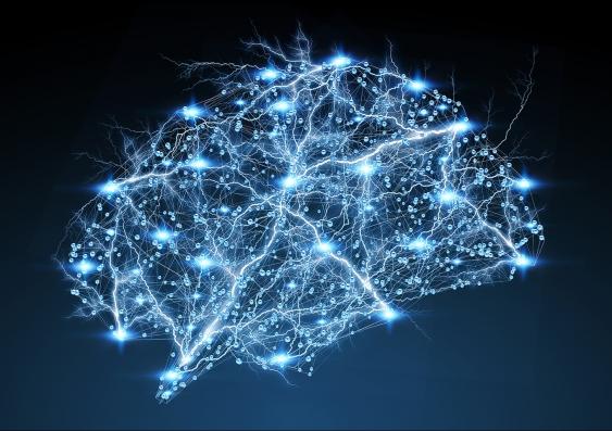 Neurons firing