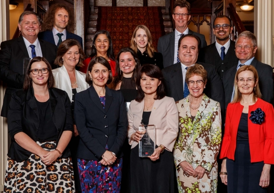 2019nsw scientist  of the year
