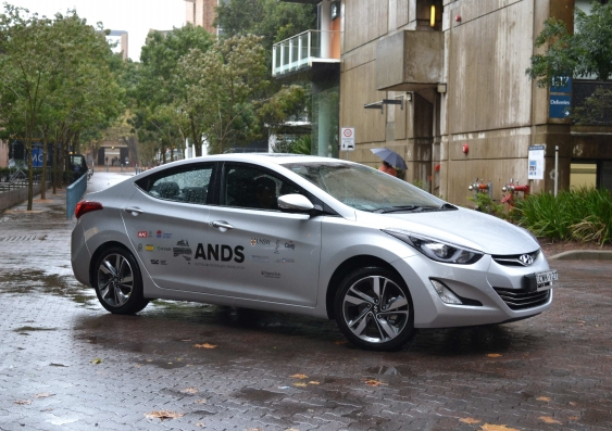 ANDS car