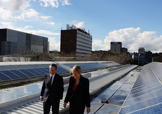 bill shorten solar