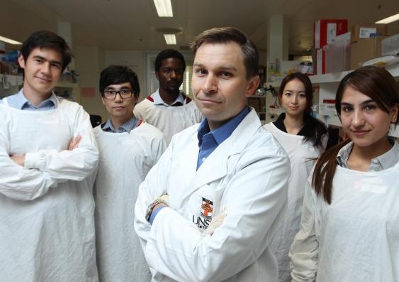 5 david sinclair team lab 1