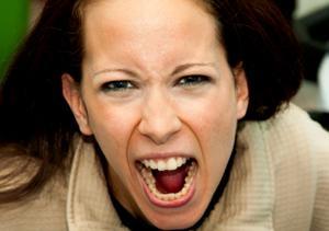 Anger thumb
