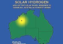 Australia Map inside
