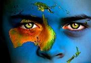 Australia face inside