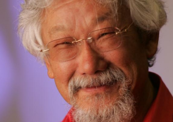 By popular demand - David Suzuki lecture will be live streamed ...
