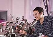 FrankReuss lab inside