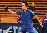 George Tang table tennis