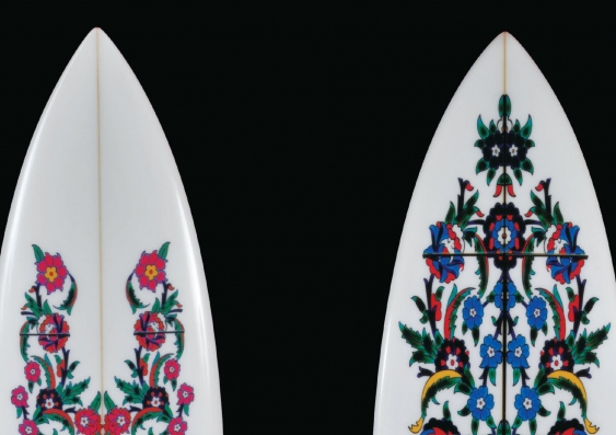 George surfboards 0