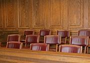 Juries inside