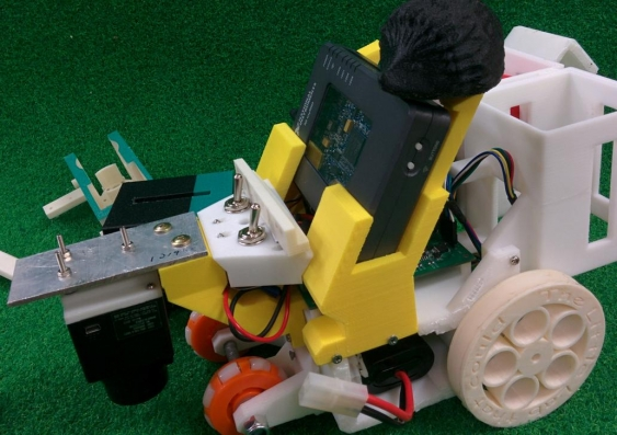 Lab202 robot 1