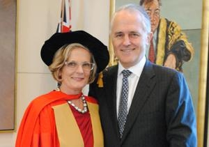 LucyMalcolm turnbull