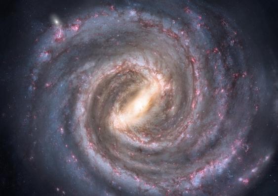 Milky Way Galaxy 1