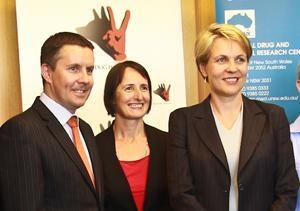 Ministers Maree