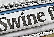 Pandemic inside headlines