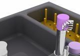Sustainable sink web