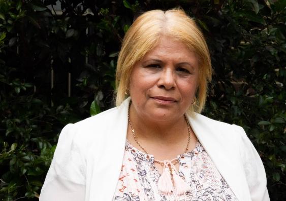 Indigenous Ambassador Rebekah Torrens