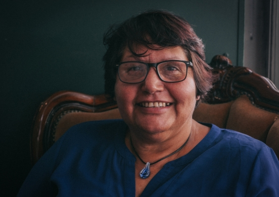 Dr Anne-Marie Eades experienced 'vicarious trauma' during her research with Aboriginal women