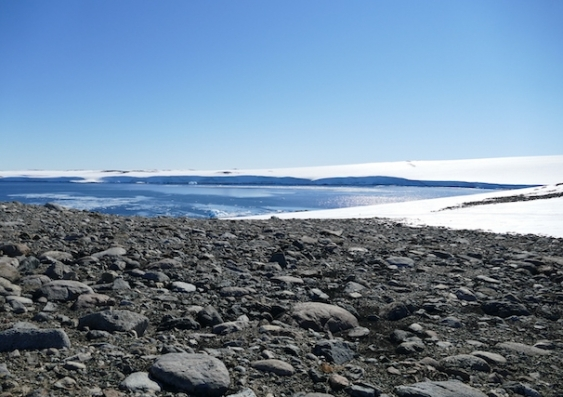 Robinson Ridge in the east Antarctic
