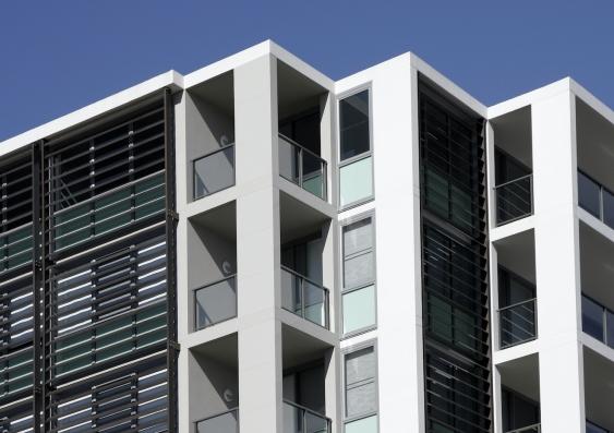 apartment building in Sydney
