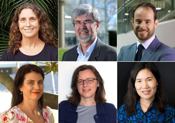 UNSW 2021 Australian Academy of Science honorific awardees