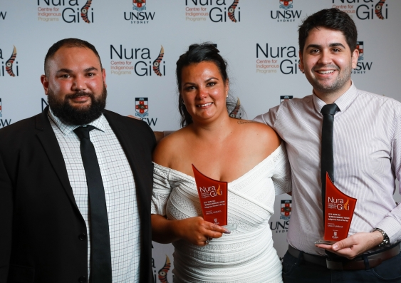 Nura Gili Indigenous Female of the Year and Indigenous Male of the Year