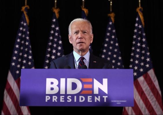 Joe Biden hero image
