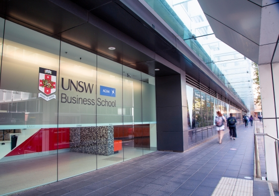 UNSW Business School exterior