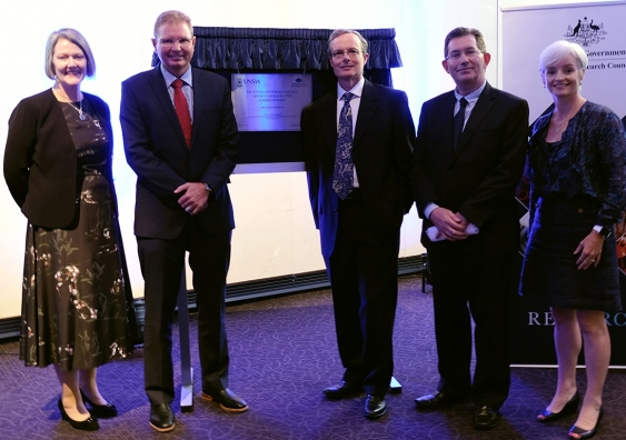 Centre of Excellence for Climate Extremes launched | UNSW Newsroom