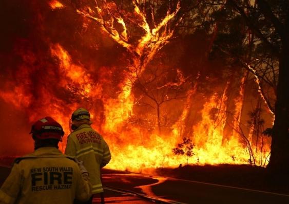 Climate denialism - Australian bushfire crisis