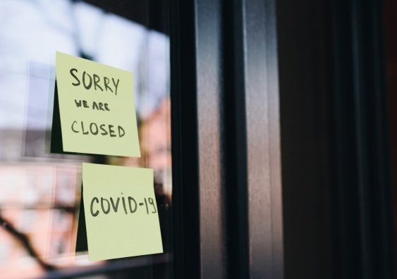Sorry we are closed for COVID-19