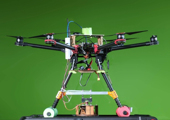 Competitive Robotics Drone