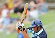Cricket inside