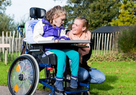 disability care worker