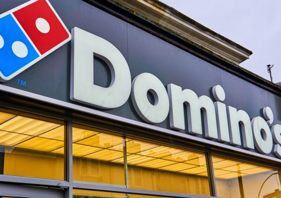 Domino's Pizza Franchise Store