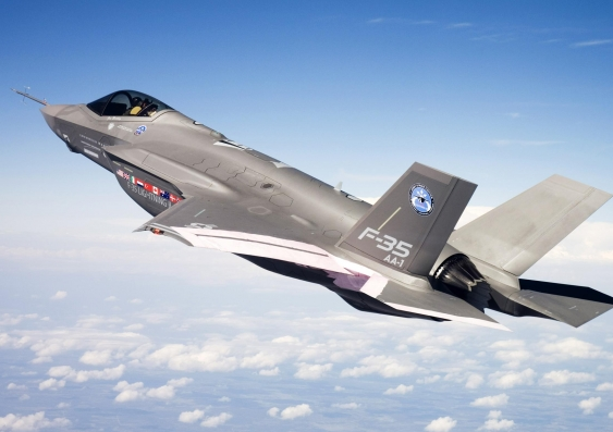 F 35 lighting ii joint strike fighter wide 1 & The F-35 JSF: what is a fifth-generation fighter aircraft? | UNSW ...