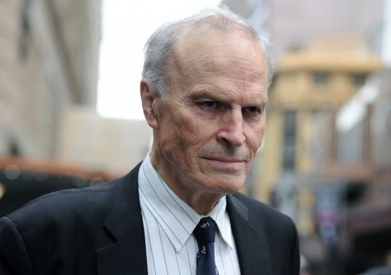 Former High Court judge Dyson Heydon